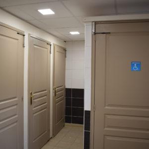 Gehandicapten sanitair